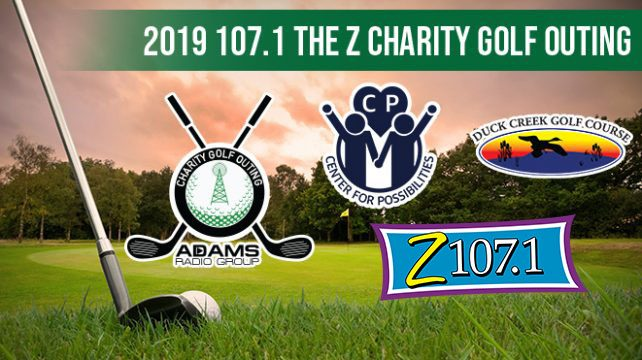 2019 Z 107.1 Charity Golf Outing