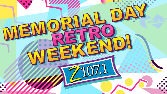 Memorial Day Retro Weekend!